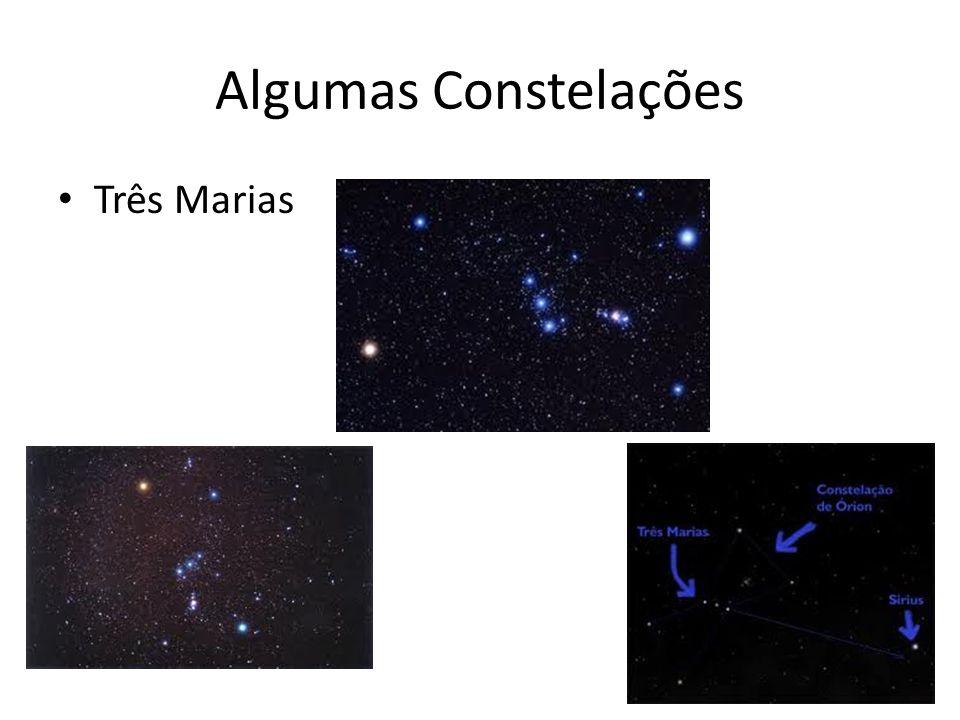 Algumas Constelações • Três Marias