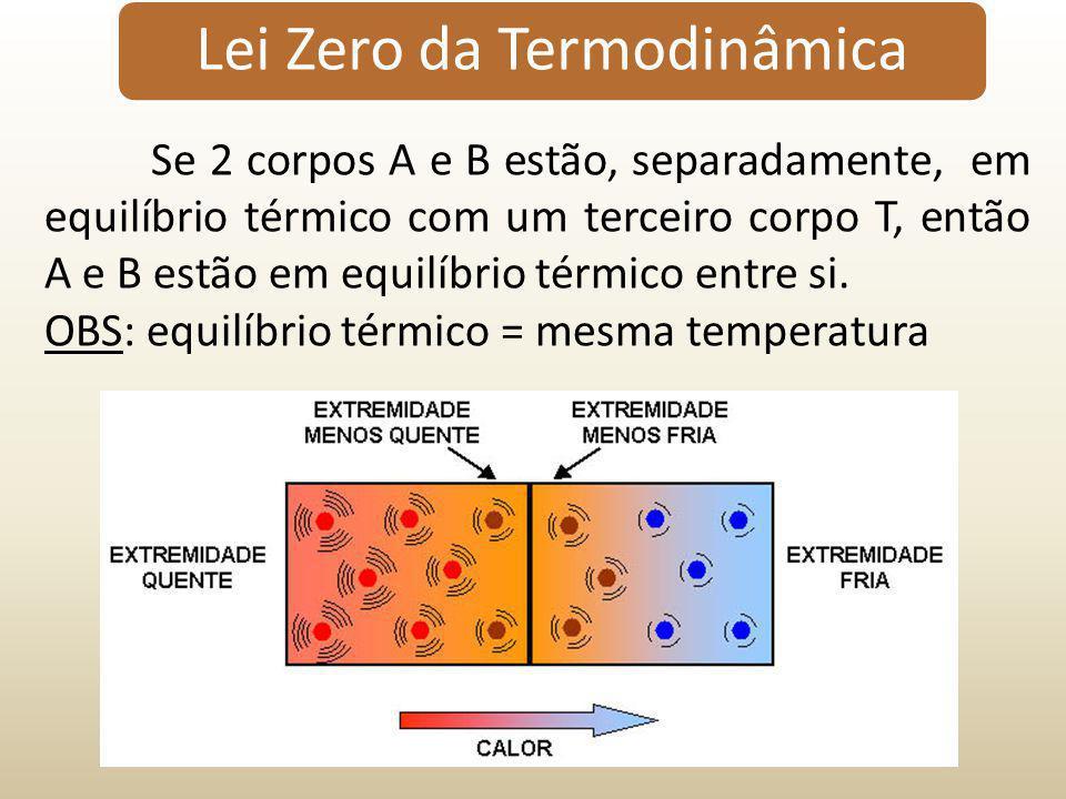 Escalas Termométricas Existem 5 escalas termométricas, 3 mais conhecidas e empregadas na atualidade: Celsius(  C), Fahrenheit (  F), Kelvin (K), Rankine (  Ra) e Reamur (  R).