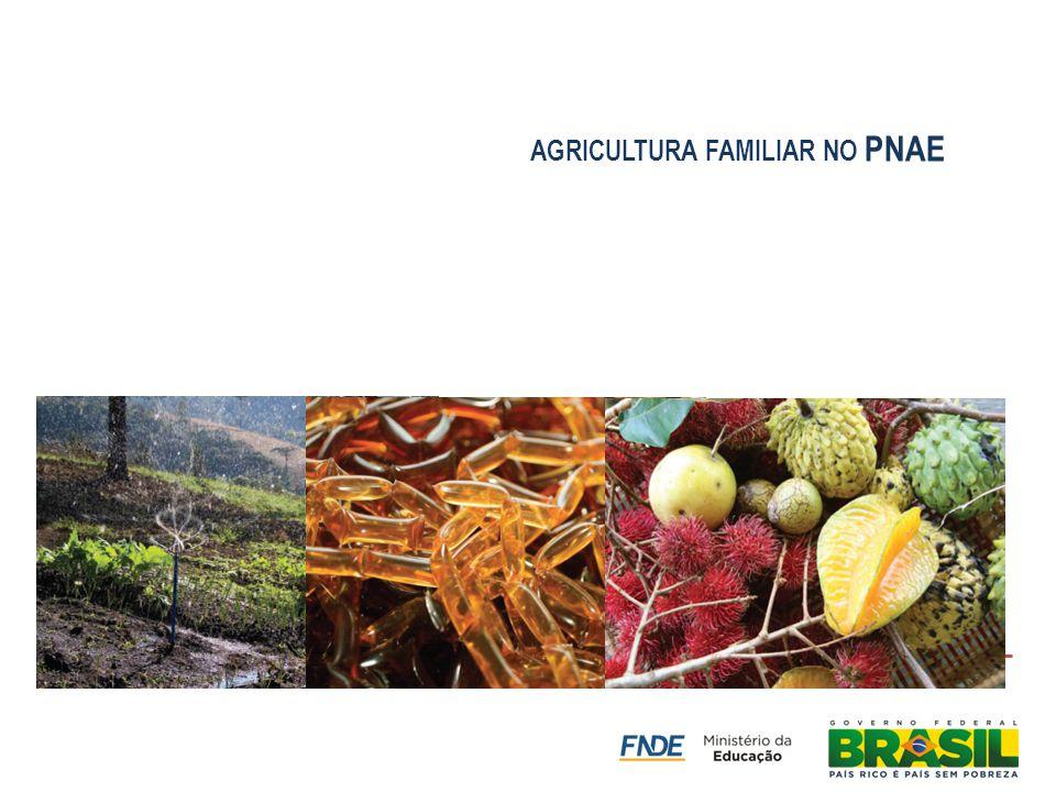 PAA Compra Institucional Programa Nacional de Alimentação Escolar sugestão de nova redação: Art.