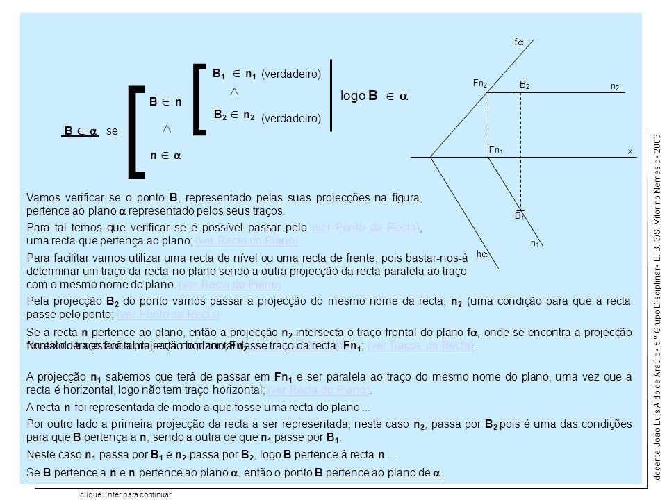 docente: João Luís Aldo de Araújo • 5.º Grupo Disciplinar • E.