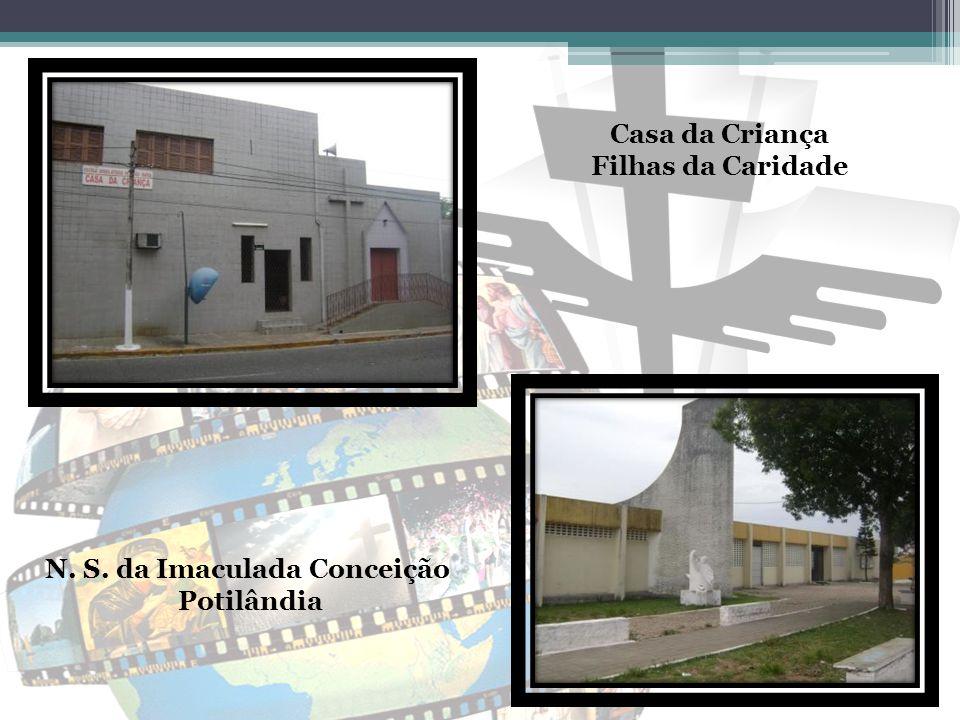 Santo Antônio - Lagoa Nova Instituto Caná