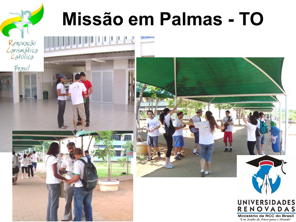 Do coração do Brasil para todo o país! Projeto Ruah: Semana Nacional Missionária