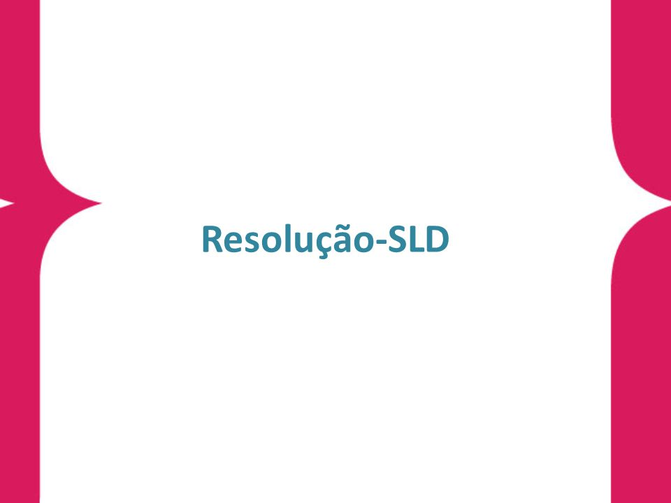 Resolução-SLD