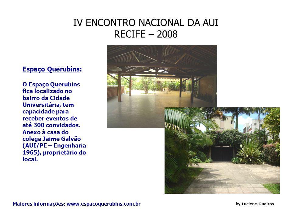 IV ENCONTRO NACIONAL DA AUI RECIFE – 2008 by Luciene Gueiros Instituto Ricardo Brennand: O Instituto Ricardo Brennand foi criado pelo colecionador per