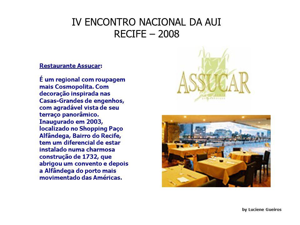 IV ENCONTRO NACIONAL DA AUI RECIFE – 2008 by Luciene Gueiros Osquestra Sinfônica Jovem: Criada em outubro de 2000, formado por 70 jovens, alunos do Conservatório Pernambucano de Música.