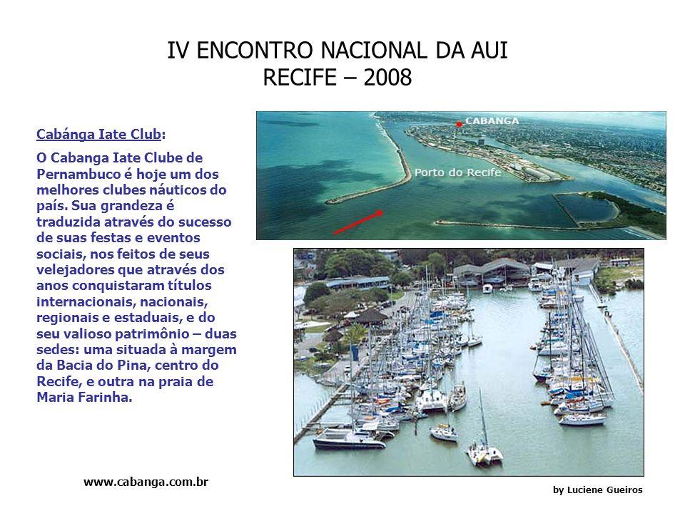 IV ENCONTRO NACIONAL DA AUI RECIFE – 2008 by Luciene Gueiros Caruaru: Reconhecidamente um celeiro de artistas, onde nasceu, o artesão Vitalino, hoje e