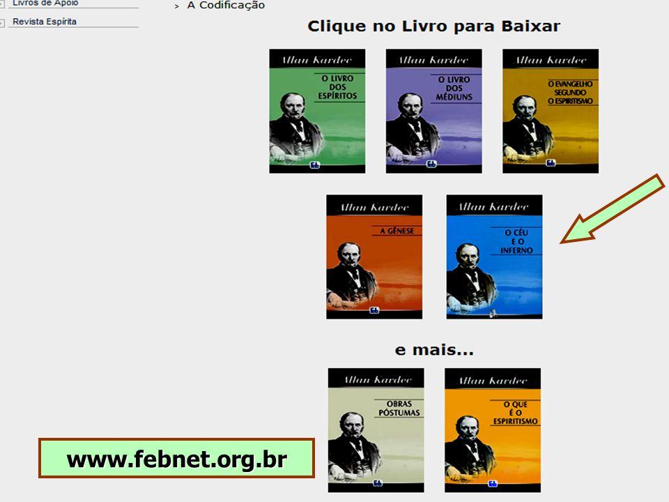 Revista Reformador www.febnet.org.br