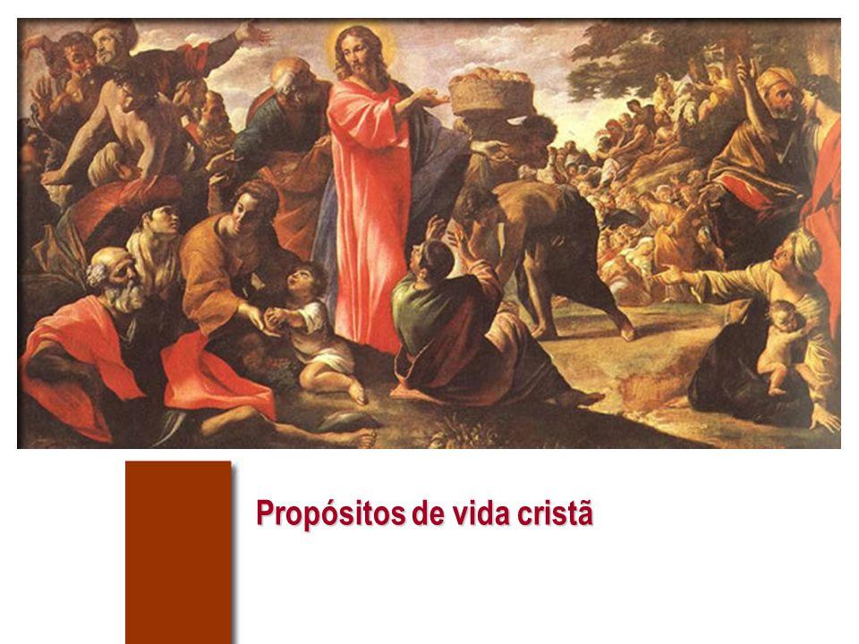 Propósitos de vida cristã