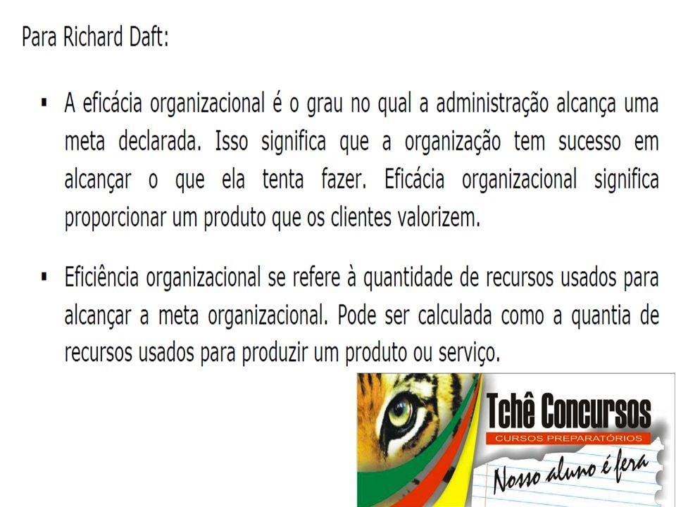 ESTRUTURA INFORMAL • A estrutura informal está presente em todas as organizações.