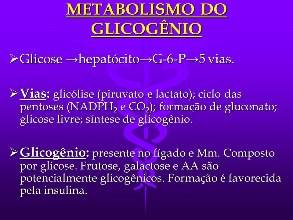Hipoglicemia + Hepatomegalia Hipoglicemia + Hepatomegalia