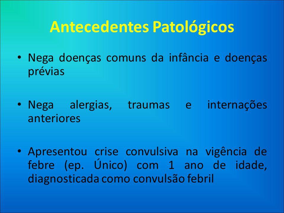 TRATAMENTO • TCG: fenitoína, carbamazepina, ác.valpróico e fenobarbital.