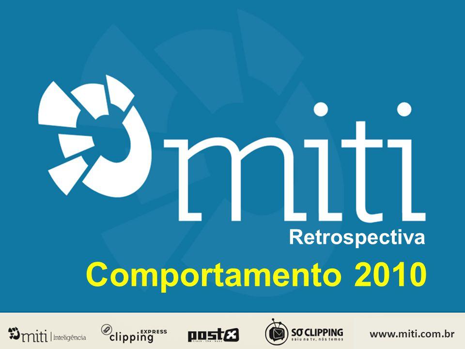 Retrospectiva Comportamento 2010 www.miti.com.br
