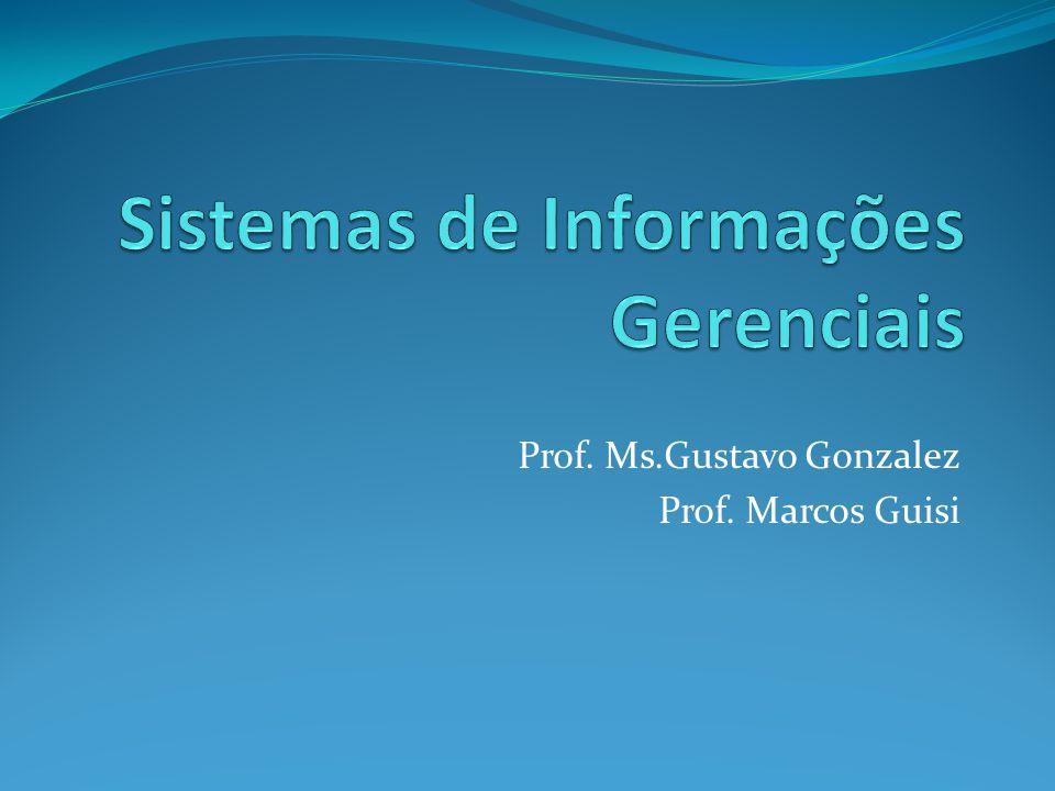 Prof. Ms.Gustavo Gonzalez Prof. Marcos Guisi