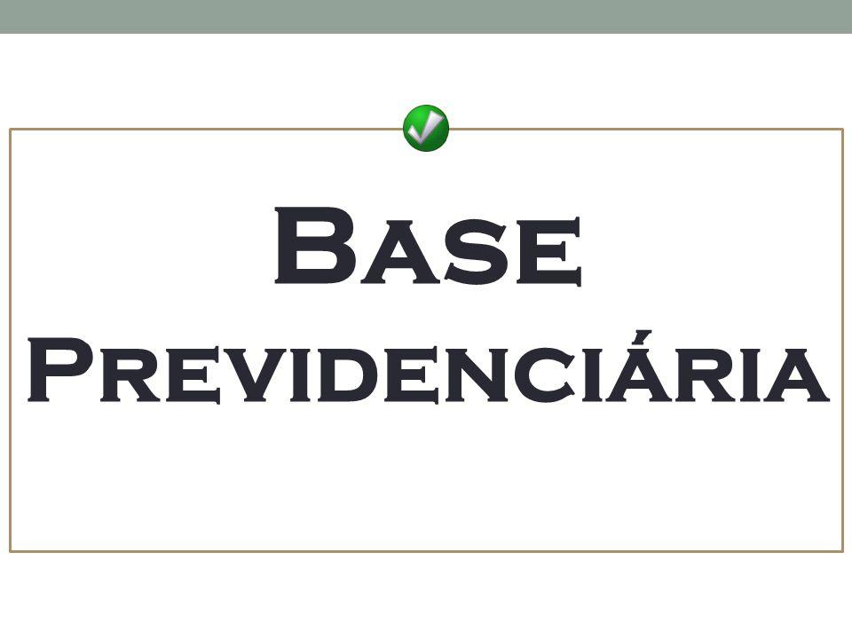 Base Previdenciária