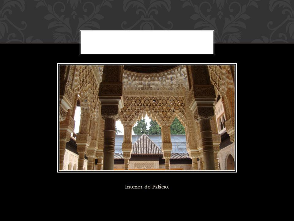 Interior do Palácio.
