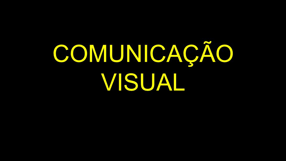 COMUNICAÇÃO VISUAL elementos básicos (linha) A comprida, dá um sentimento de vivacidade: