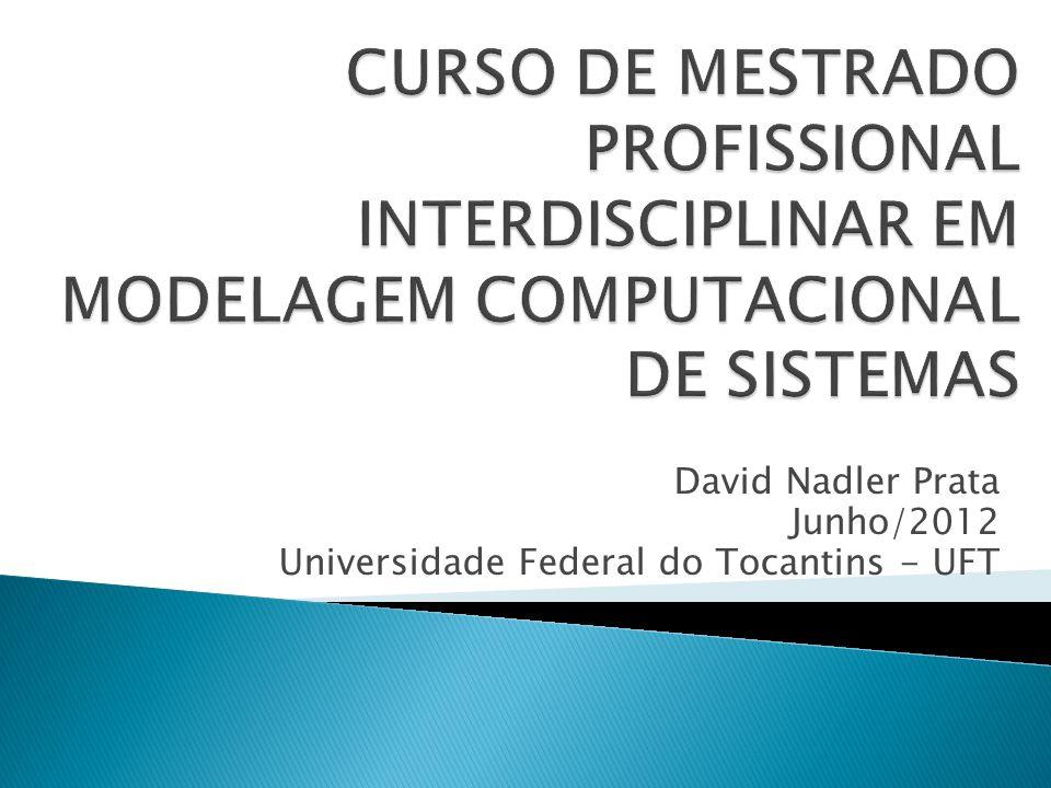 David Nadler Prata Junho/2012 Universidade Federal do Tocantins - UFT