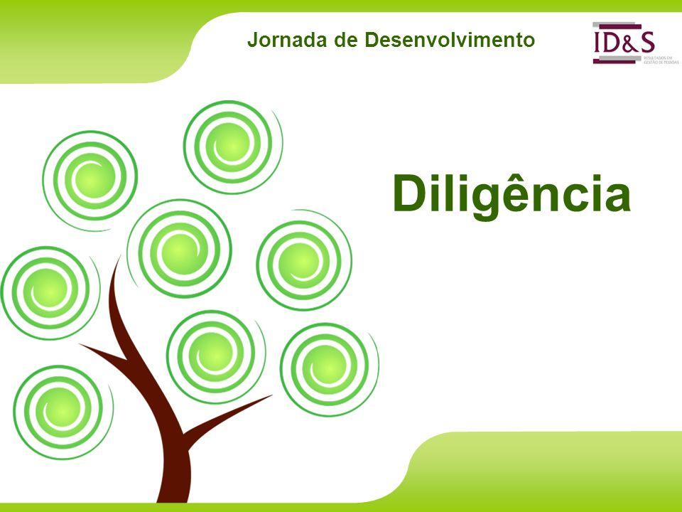 Jornada de Desenvolvimento Diligência