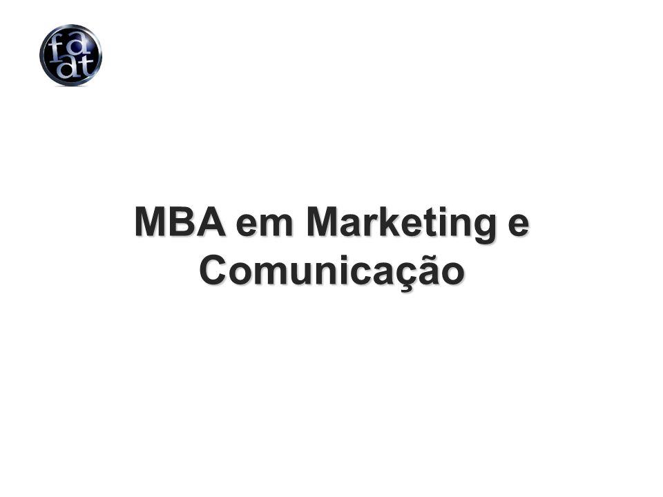 MBA em Marketing e Comunicação