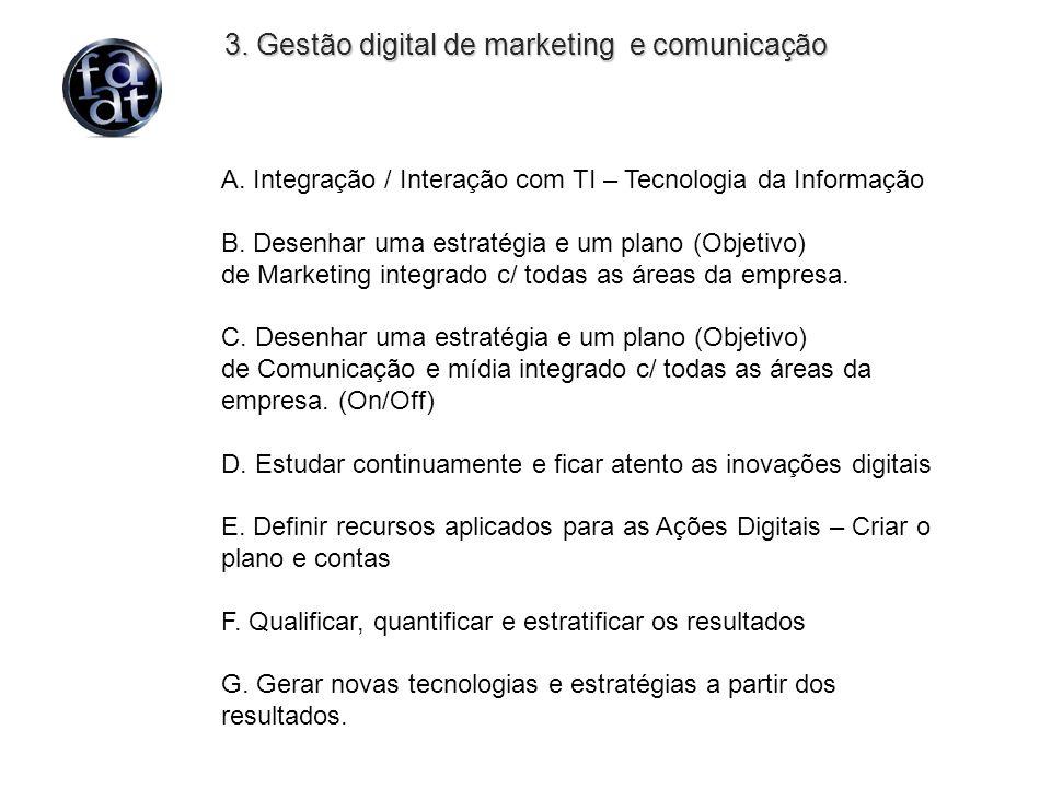 3.Gestão digital de marketing e comunicação A.
