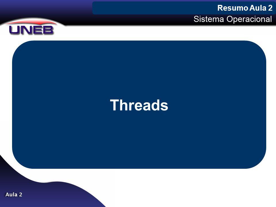 Threads Resumo Aula 2