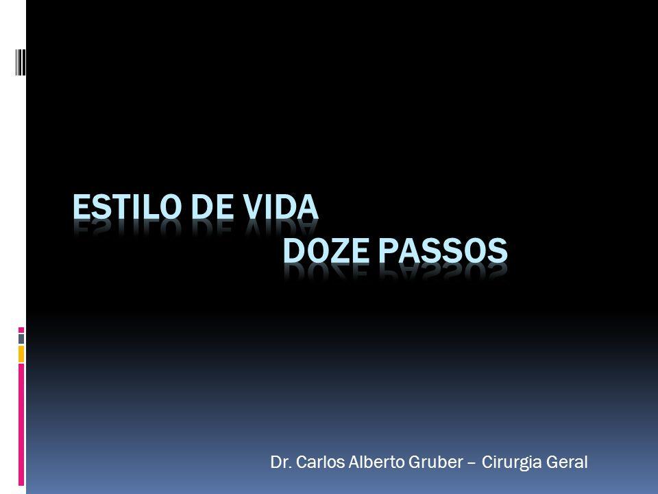 Dr. Carlos Alberto Gruber – Cirurgia Geral