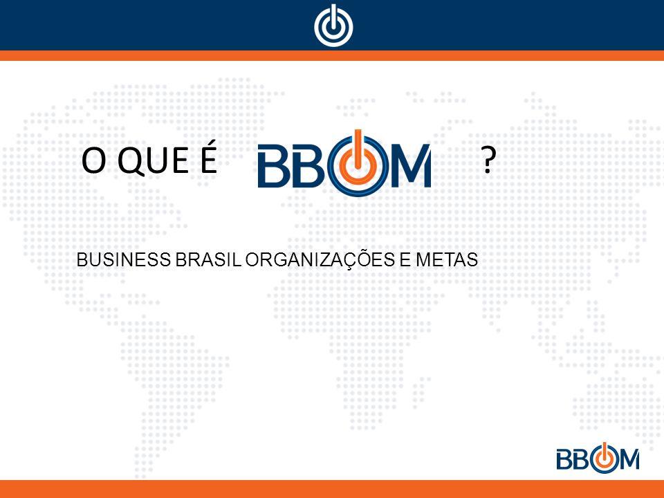 O QUE É? BUSINESS BRASIL ORGANIZAÇÕES E METAS