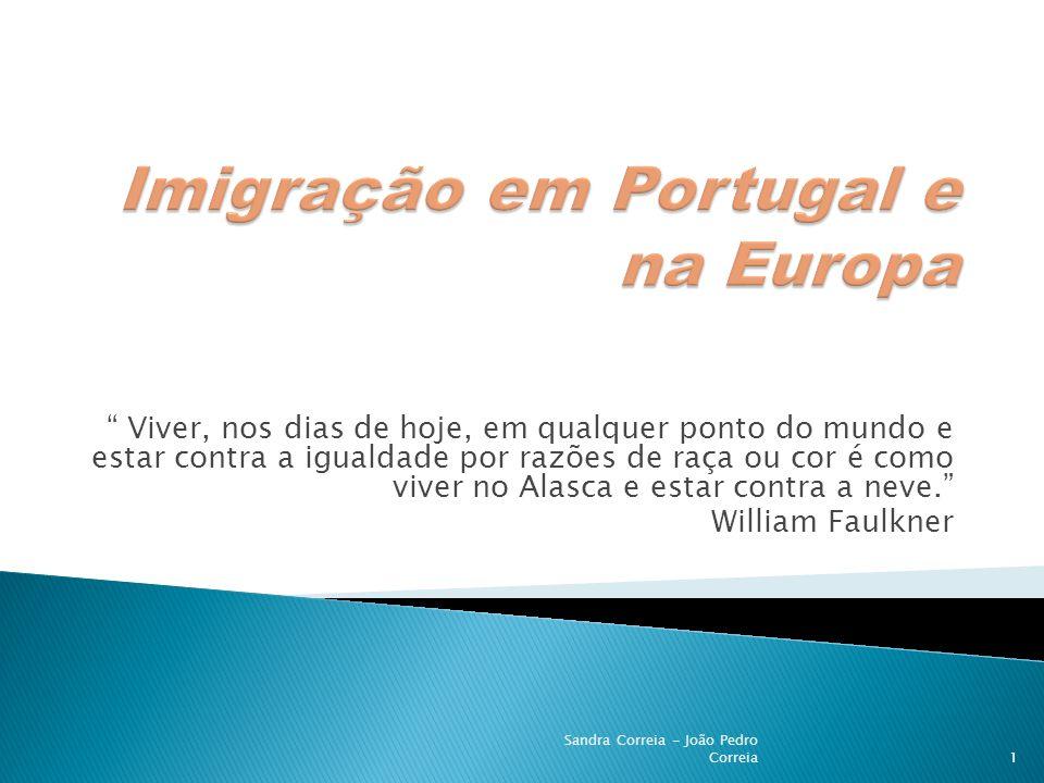 Emigração… 2