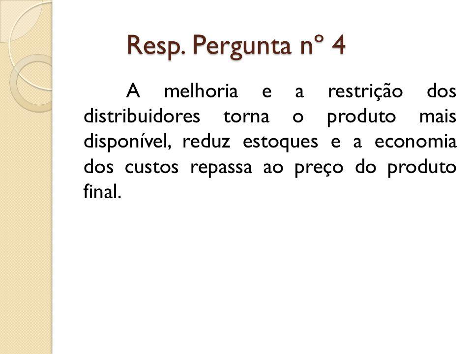 Resp. Pergunta nº 4 Resp.