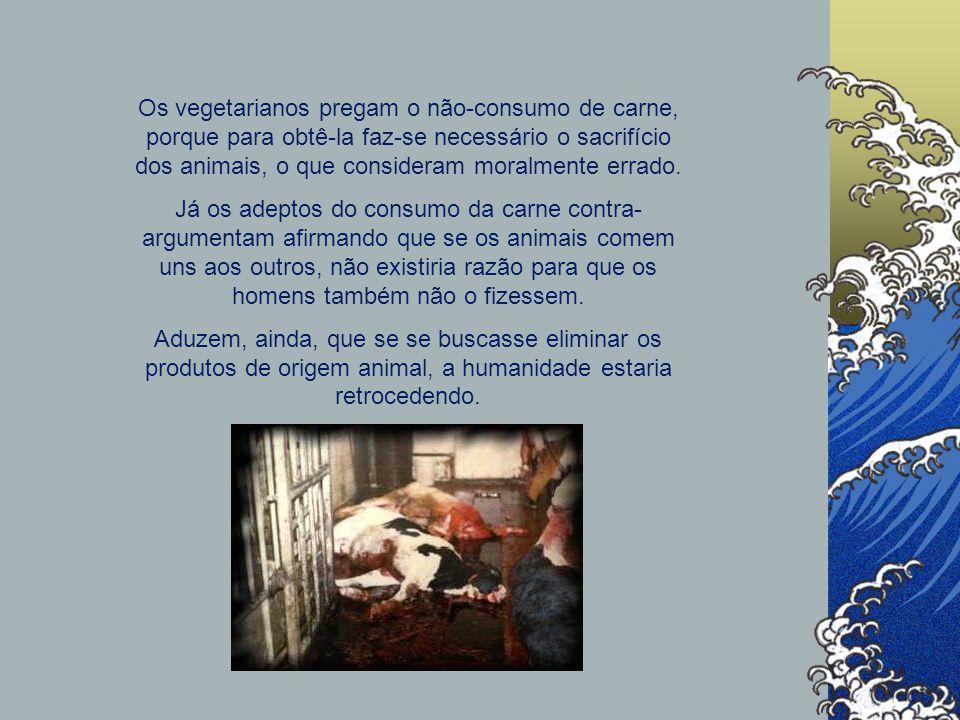 """Animais como Alimento Rildo Silveira Created by rildosilveira@yahoo.com.br Cruzília – MG – Brasil Leonardo da Vinci """"Criamos a nossa vida da morte dos"""