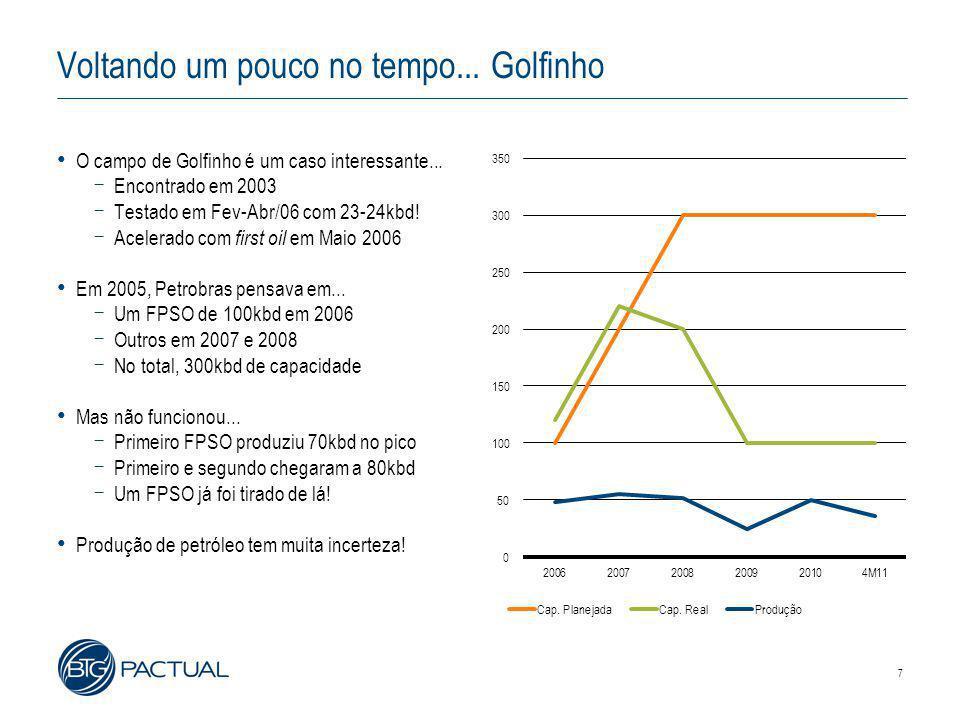 18 O Brasil nas costas da Petrobras...• A Petrobras é uma empresa impressionante...