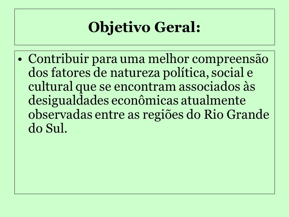 Temas transversais do projeto: Capital Social, Cidadania, Democracia e Desenvolvimento Cidades estudadas: Ijuí (Corede Noroeste Colonial), Sananduva (