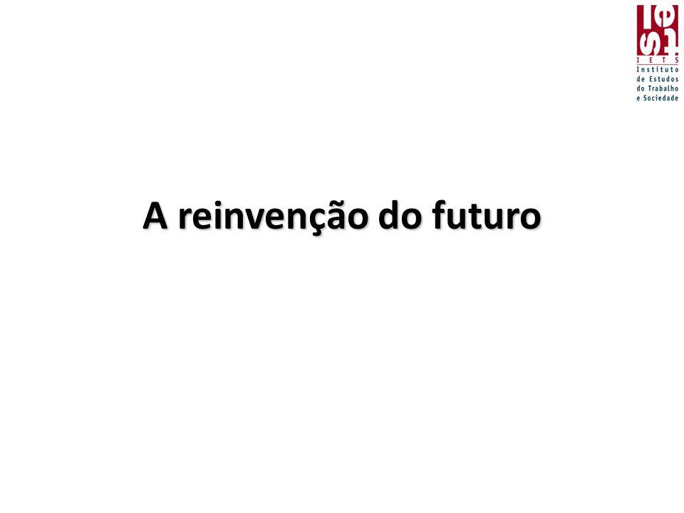A reinvenção do futuro