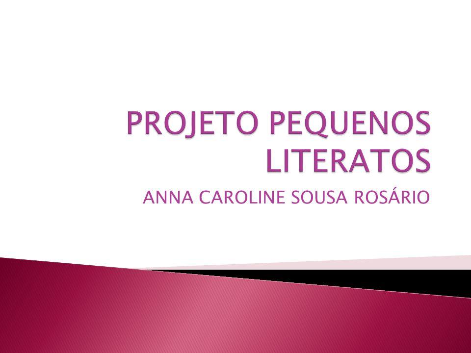 ANNA CAROLINE SOUSA ROSÁRIO