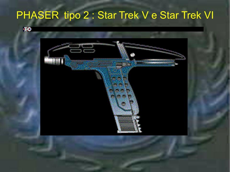 """Phaser tipo 2 : Star Trek III, Star Trek IV & """"Final Mission""""- TNG PHASER tipo 2 : Star Trek III, Star Trek IV & """"Final Mission""""- TNG"""