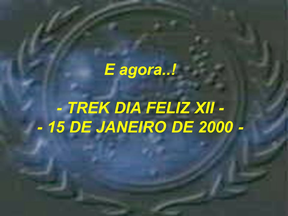 Fontes Internet (agradecemos!!) Principais Fontes Internet http://geocities.com/~darsplace/star_trek_vault/phaser4.html http://www.algonet.se/~locutus/phasers.htm http://members.aol.com/NCC2364/tech/phasers.html http://www.moseisleycantina.com/stprops.html http://www.newforcecomics.com/acess.html http://www.starbase968.com/data/tech/weapons.html http://www3.sympatico.ca/maryann.luff/technology.html#Phasers http://jdm-digital.com/tek/phaser600.html http://www.geocities.com/TimesSquare/Fortress/9798/sci-fact.htm http://flyingsaucers.com/phaser.htm http://smarthome.com/8023.html http://store.iee.net/sklenar/ipicp-st0002.html http://www.geocities.com/Area51/Vault/5827/sf-weapons.html http://www.theborgcollective.com/frames/tech_phasers.htm