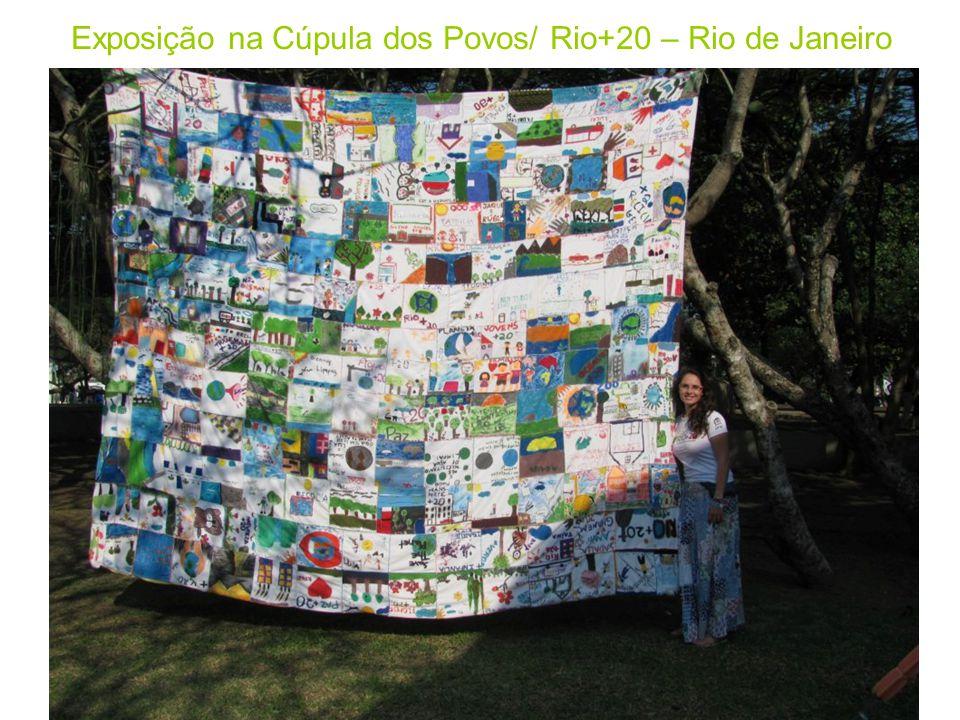 Exposição na Cúpula dos Povos/ Rio+20 – Rio de Janeiro