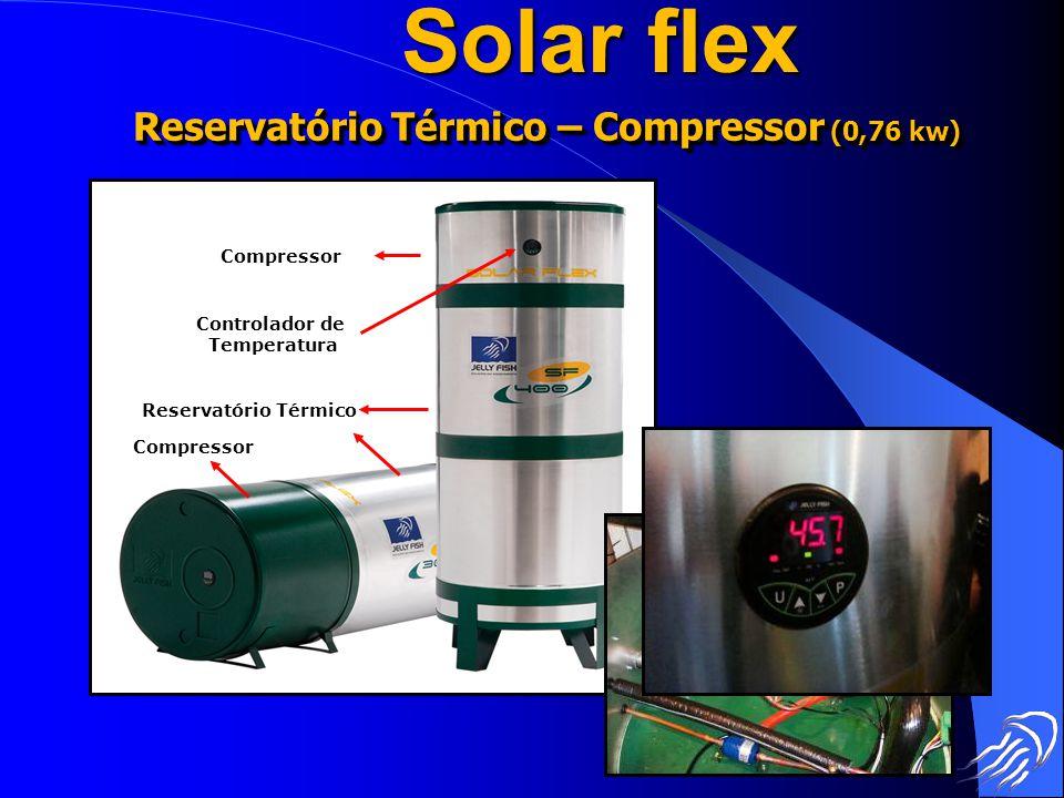 Compressor Reservatório Térmico Controlador de Temperatura Compressor Solar flex Reservatório Térmico – Compressor (0,76 kw)