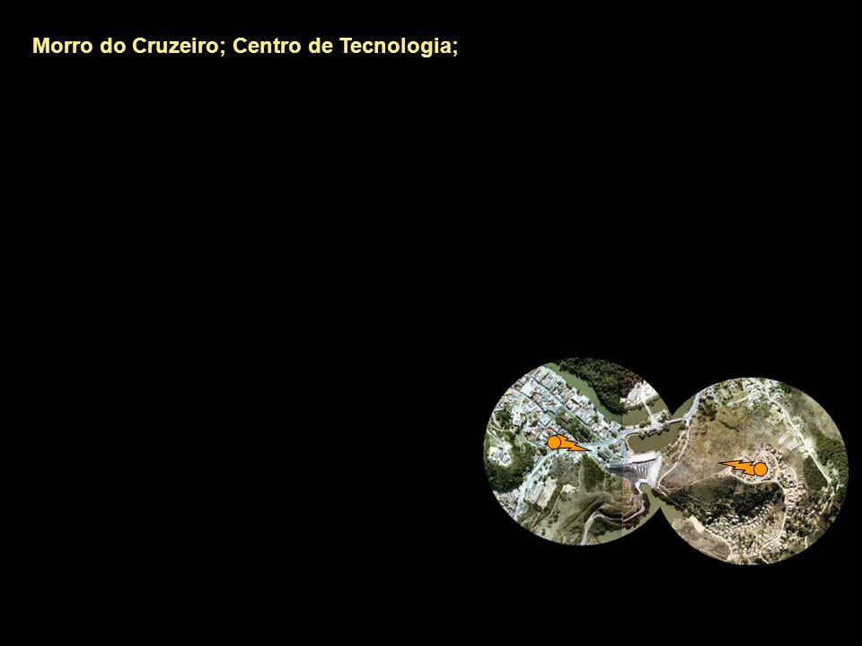 Morro do Cruzeiro; Centro de Tecnologia;
