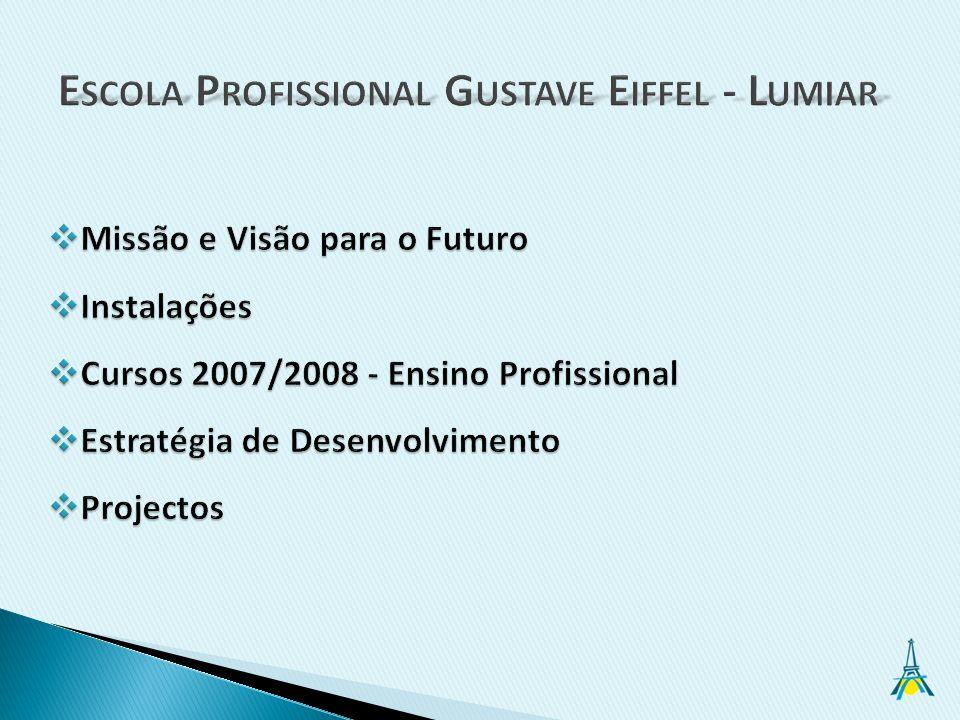Constituir-se como uma entidade de referência no desenvolvimento de soluções formativas dinamizadoras da valorização profissional, pessoal e social do indivíduo.