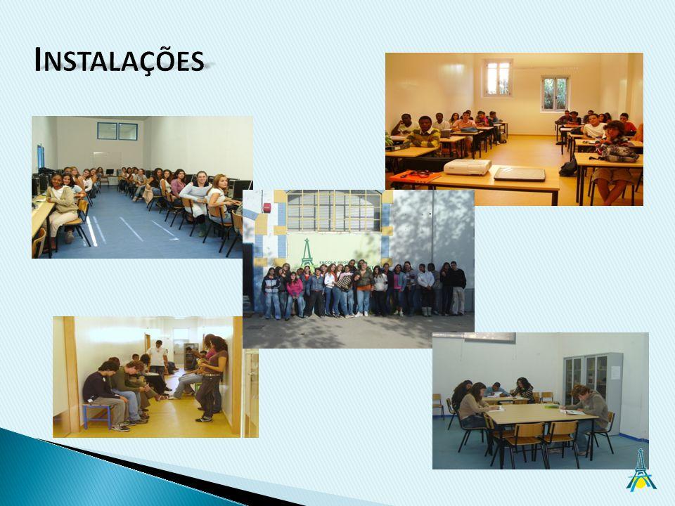 Objectivo Geral: Inovar através do desenvolvimento de temáticas relacionadas com as motivações e necessidades dos alunos, professores e comunidade local.