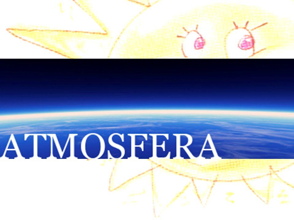 A atmosfera é uma camada gasosa que envolve o planeta Terra e acompanha todos os seus movimentos.
