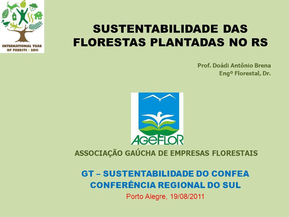  Competitividade do setor florestal • As exigencias, dificuldades e morosidade do licenciamento da silvicultura, bem como a rigidez das diretrizes de ocupação do ZAS estão determinando a migração de investimentos do setor para outros estados e países.