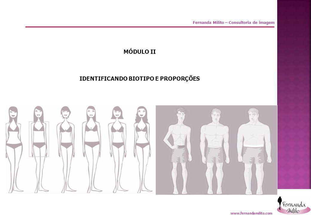 Fernanda Milito – Consultoria de imagem Módulo III – FORMATOS DO ROSTO A Escolha dos acessórios deve estar em harmonia com o tipo de traço do cliente.
