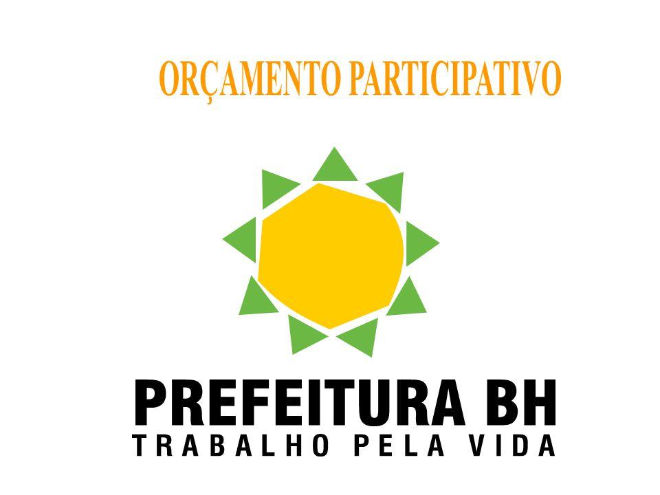  Aspectos Metodológicos do OP Regional: IQVU - expressa a oferta de bens e serviços urbanos relacionados a 11 variáveis temáticas Aplicação dos critérios  Distribuição dos recursos por Unidade de Planejamento - UP, de acordo com o IQVU e a População  Criação de Sub-regiões Especiais  Priorização das áreas de maior vulnerabilidade.