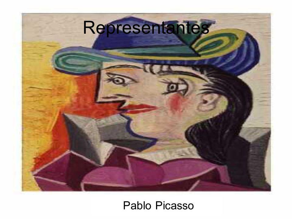 Representantes Pablo Picasso