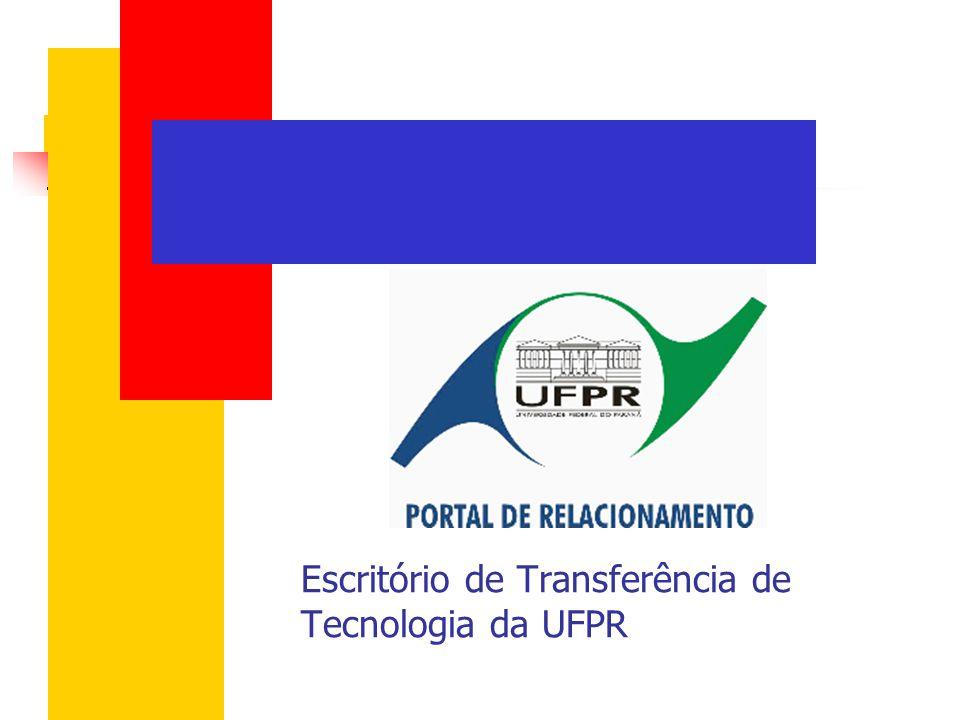 Escritório de Transferência de Tecnologia da UFPR
