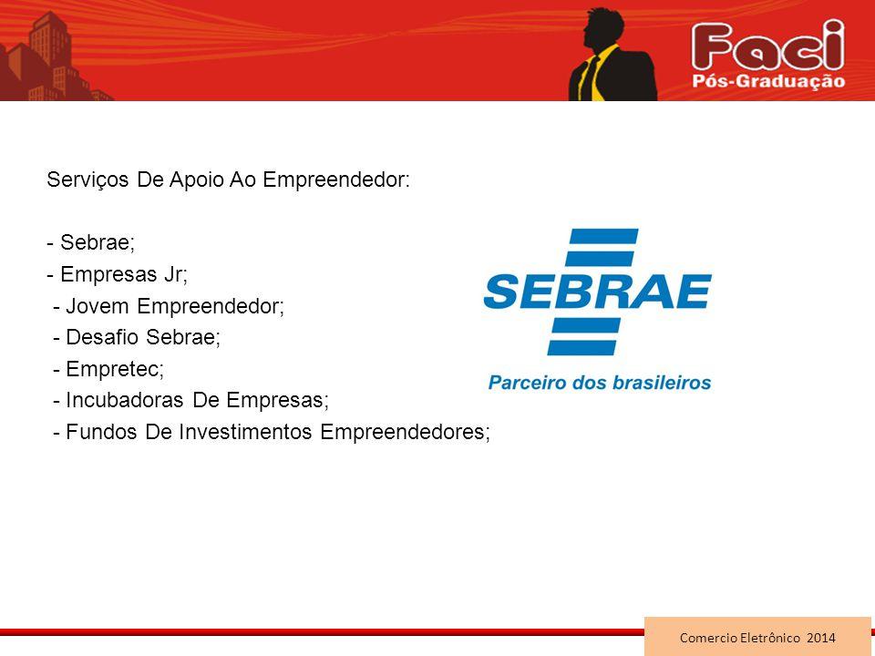 Prof. MSc. Pablo Queiroz Bahia Comercio Eletrônico 2014