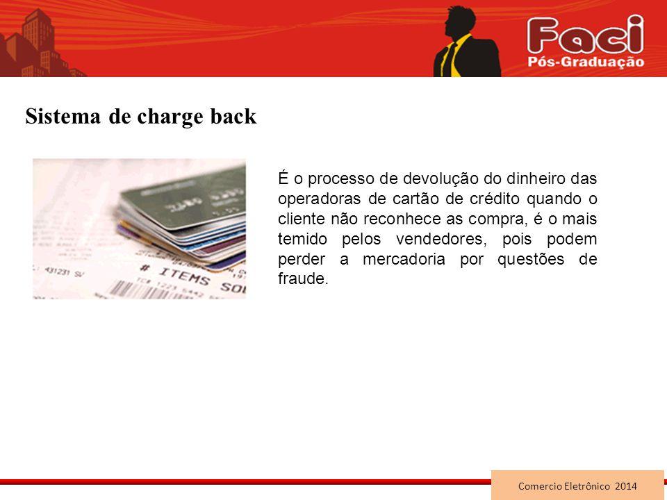 Prof. MSc. Pablo Queiroz Bahia Comercio Eletrônico 2014 FOCAR NA GARANTIA DE SUSTENTABILIDADE