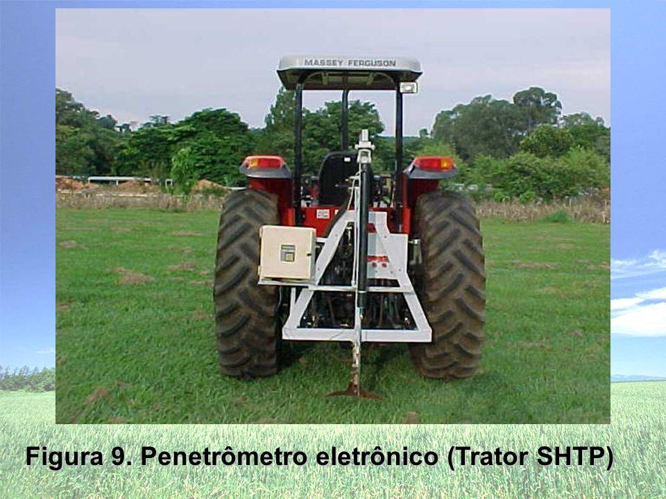 Figura 9. Penetrômetro eletrônico (Trator SHTP)